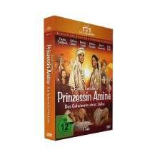 Prinzessin Amina: Das Geheimnis einer Liebe Teil 1-3, 2 DVDs