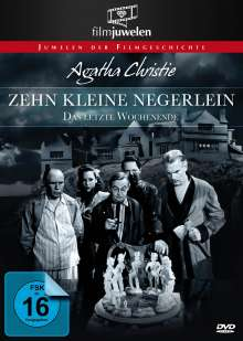 Agatha Christie: Zehn kleine Negerlein, DVD