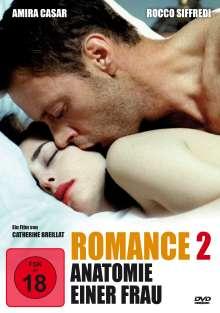 Romance 2 - Anatomie einer Frau, DVD
