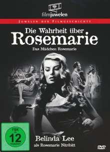 Die Wahrheit über Rosemarie, DVD