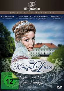 Königin Luise, DVD