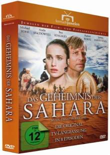 Das Geheimnis der Sahara (Langfassung), 2 DVDs