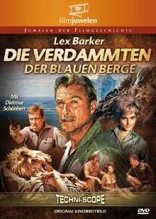 Die Verdammten der Blauen Berge, DVD