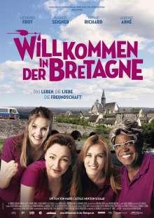 Willkommen in der Bretagne, DVD