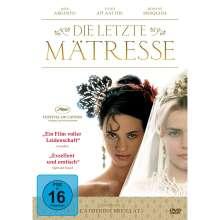Die letzte Mätresse, DVD