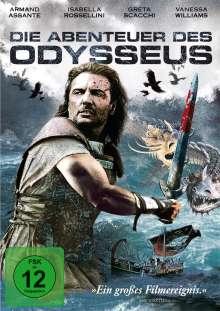 Die Abenteuer des Odysseus (1997), DVD