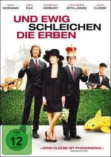 Und ewig schleichen die Erben, DVD
