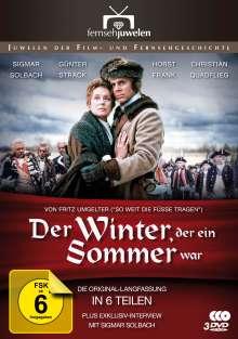 Der Winter, der ein Sommer war, 3 DVDs