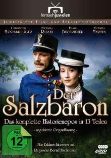 Der Salzbaron, 4 DVDs