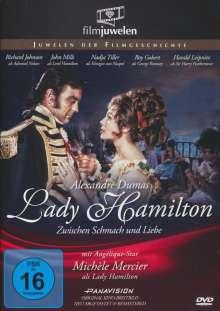 Lady Hamilton - Zwischen Schmach und Liebe, DVD