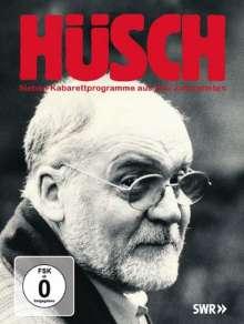 Hanns Dieter Hüsch - Sieben Kabarettprogramme aus drei Jahrzehnten, 3 DVDs