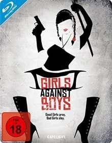 Girls Against Boys (Blu-ray im Steelbook)