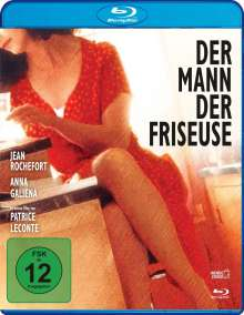 Der Mann der Friseuse (Blu-ray), Blu-ray Disc