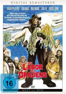 Das Labor des Grauens - Digital Remastered, DVD