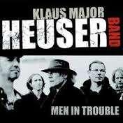 """Klaus """"Major"""" Heuser: Men in Trouble, CD"""