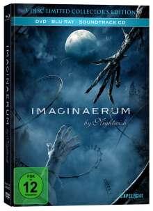 Imaginaerum by Nightwish (Blu-ray & DVD im Mediabook)