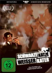 Schwarze Katze, weisser Kater, DVD