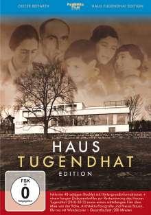 Haus Tugendhat (Blu-ray), 2 Blu-ray Discs