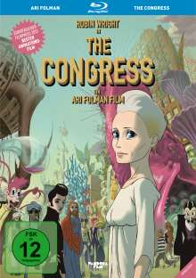 The Congress (Blu-ray), Blu-ray Disc