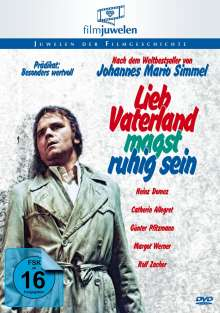 Lieb Vaterland, magst ruhig sein, DVD