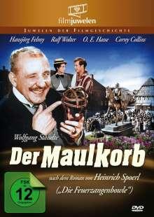 Der Maulkorb, DVD