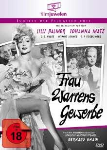 Frau Warrens Gewerbe, DVD