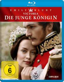 Victoria, die junge Königin (Blu-ray), Blu-ray Disc
