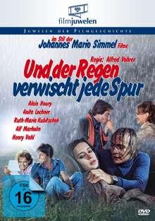 Und der Regen verwischt jede Spur, DVD