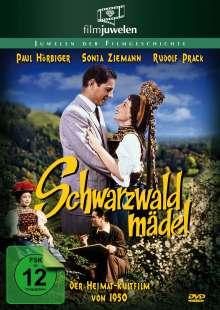 Schwarzwaldmädel, DVD
