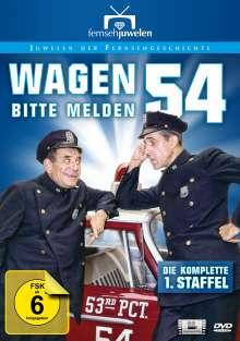 Wagen 54, bitte melden Season 1, 5 DVDs