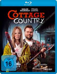 Cottage Country (Blu-ray), Blu-ray Disc