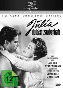 Julia, du bist zauberhaft, DVD