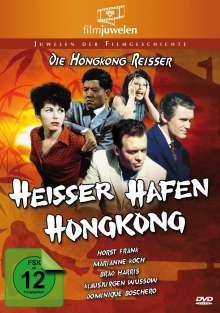 Heisser Hafen Hongkong (Die Hongkong-Reißer), DVD