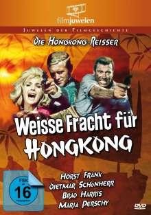 Weisse Fracht für Hongkong (Die Hongkong-Reißer), DVD