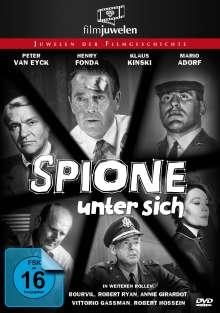Spione unter sich, DVD