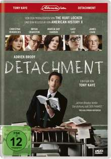 Detachment, DVD
