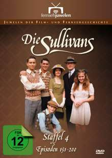 Die Sullivans Season 4, 7 DVDs