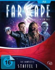 Farscape Season 1 (Blu-ray), 5 Blu-ray Discs