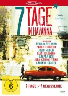 7 Tage in Havanna, DVD