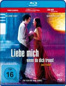 Liebe mich, wenn du dich traust (Blu-ray), Blu-ray Disc