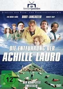Die Entführung der Achille Lauro, DVD