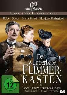 Der wunderbare Flimmerkasten - Die Erfindung der Filmkamera, DVD