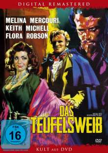 Das Teufelsweib, DVD