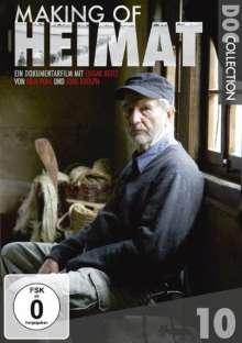 Making Of Heimat, DVD