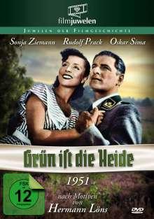 Grün ist die Heide, DVD