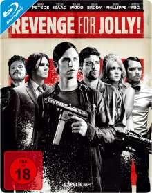 Revenge For Jolly (Blu-ray im Steelbook), Blu-ray Disc