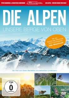 Die Alpen - Unsere Berge von oben, DVD