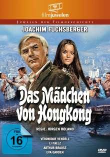 Das Mädchen von Hongkong, DVD