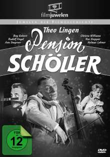Pension Schöller, DVD