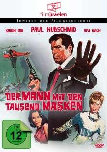 Der Mann mit den tausend Masken, DVD